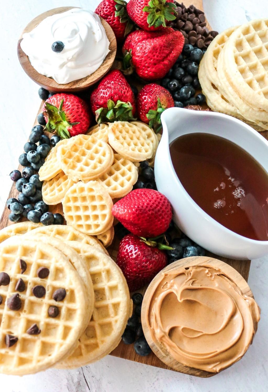 waffle board